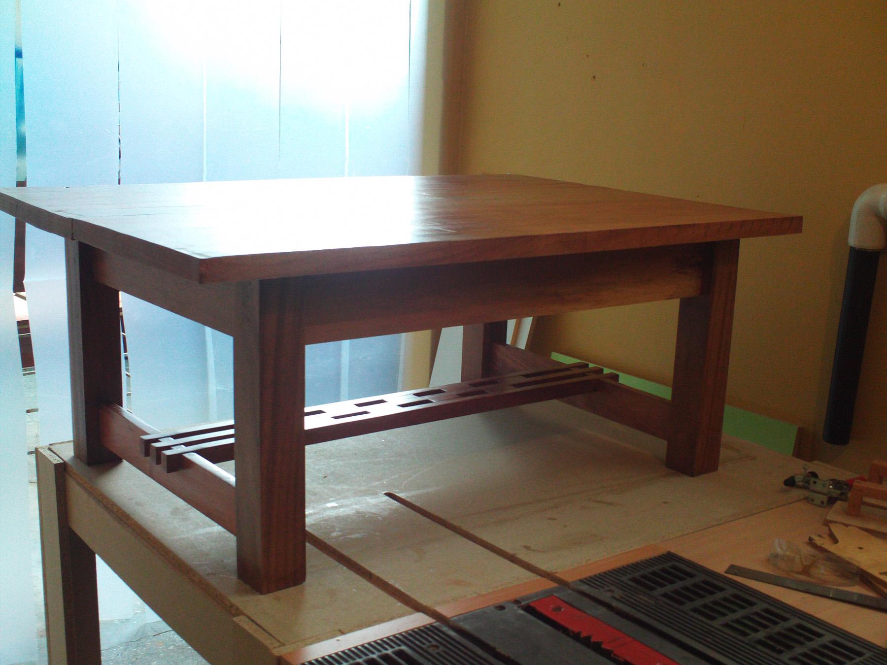 Como elaborar una mesa de centro c 243 mo hacer una mesa for Como hacer una mesa de centro